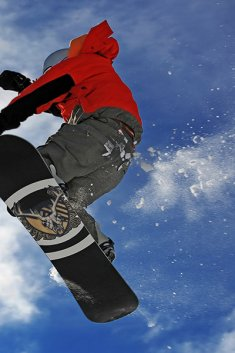 סקי בכפר האולימפי ססטרייר