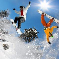חופשות סקי בכפר האולימפי ססטרייר